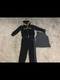 Girls size 24 months Baby Phat Tracksuit  Milton, L9T 2R1