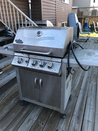 BBQ Natural Gas Grill Chef Rocky View No. 44, T0J 1X1