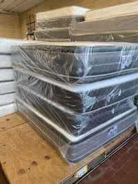 OVER STOCK MATTRESSES ALL SIZES Available