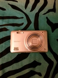 "Olympus VH-160 14MP 3"" screen 5× zoom digital came"