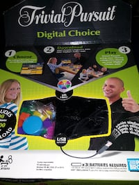 LIKE NEW  25 Years... Trivial Pursuit DIGITAL CHOI
