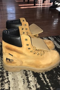 Timberland Pro Work boots