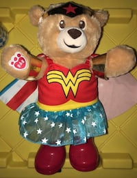 Build a Bear Collectible Wonder Woman Miami, 33176