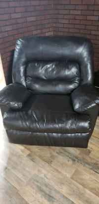 leather recliner sofa chair