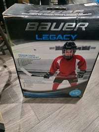 Bauer legacy premium youth hockey set - $80 Mississauga, L5J