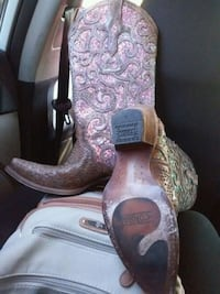 Corral Hand Crafted Boots Redding, 96003