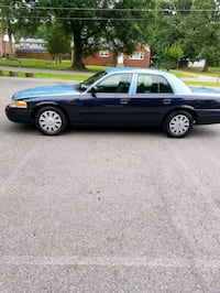 Ford - Crown Victoria - 2009 Prince George's County