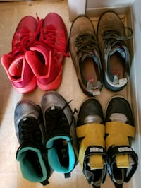 Shoes lot Richmond, V7C 3L1
