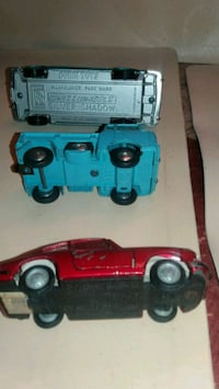 blue and red truck toy Alexandria, 22309