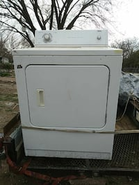 white front-load clothes dryer Roanoke