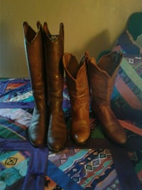 PRICE REDUCED POLO BOOTS 75 ARIAT BOOTS 50  2047 mi
