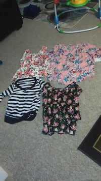women's assorted clothes Mount Pleasant, 53406