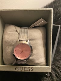 Brand new guess watch with price tag on Toronto, M3A 2G4