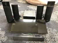 Black and gray home theater system Herndon, 20170