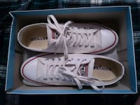 Converse All star unisex white size 8.5 men's/ 10. Port Coquitlam, V3C 3A7