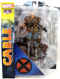 Marvel Select Cable Action Figure  Richmond