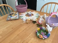 Easter decorations Lincoln, 02865