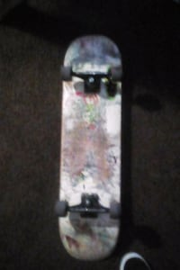 Skateboard full set