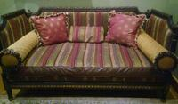 Must Sell Use Vintage Old Hickory Tannery Daybed S