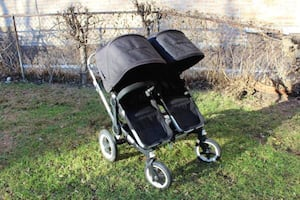 Bugaboo Donkey Duo Double Seat Stroller, Reclineable/reversible seats