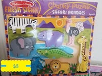 Melissa and doug puzzle NEW Bellevue, 68123