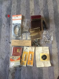 assorted electronic device packs