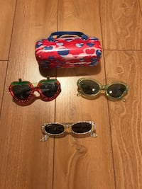 Sunglasses for kids with carrying case Brossard, J4Z 0K4