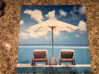 Canvas Beach Picture Set Chesapeake, 23322