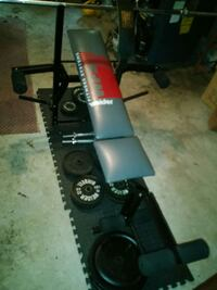 Weider Fitness System series 135