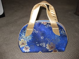 Asian Style Hand Purse / Tote Bag