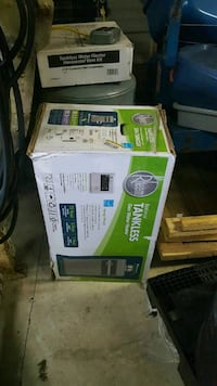 Full house tankless water heater and vent kit..  Clear Spring, 21722
