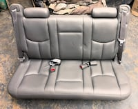 2000-2006 Chevrolet Suburban Gray Leather 3rd Row Seat OEM Lafayette Hill