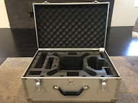 Gray xit quadcopter case Los Angeles, 91325