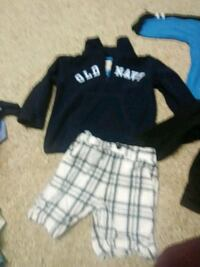 2 t old navy jacket and shorts Hendersonville, 28739