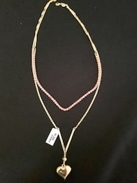 Necklaces Chantilly