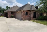 3BR 2BA house for sale with 2 car garage Lake Charles