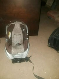 child's gray and black safety seat Phoenix, 85009