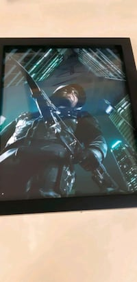 "Signed Stephen Amell ""Arrow"" Photograph"