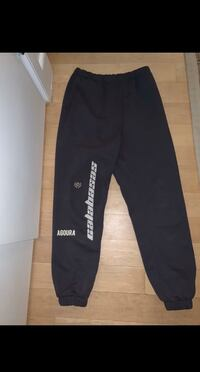 Yeezy calabasas sweatpants French terry