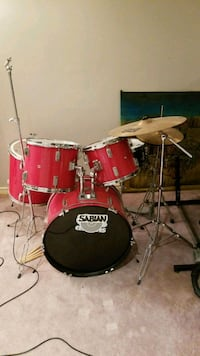 CB Drums drum set Markham, L3R 8Z7