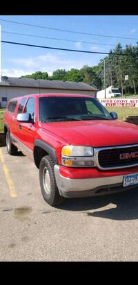 2001 GMC Sierra Inver Grove Heights