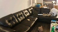 black sectional couch 28 km