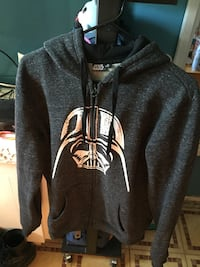 Men's Star Wars zip up hoodie (darth  Vader) Los Angeles, 90022