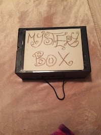 Mystery box  Pitt Meadows, V3Y 1M9