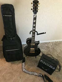 Brand New guitar bundle!
