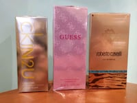 Perfume $17 each or $45 for all 3!  Toronto, M6M 2H7