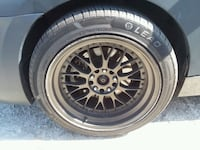 18 inch XXR rims with tires Westminster, 92683