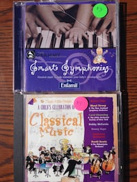 Baby classical music CDS New Fairfield, 06812