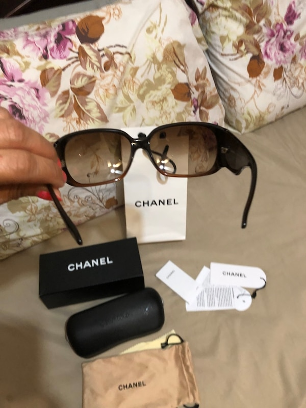 Used Authentic Chanel Sunglasses For Sale In Toronto Letgo