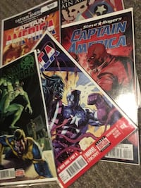 10 Captain America Comics